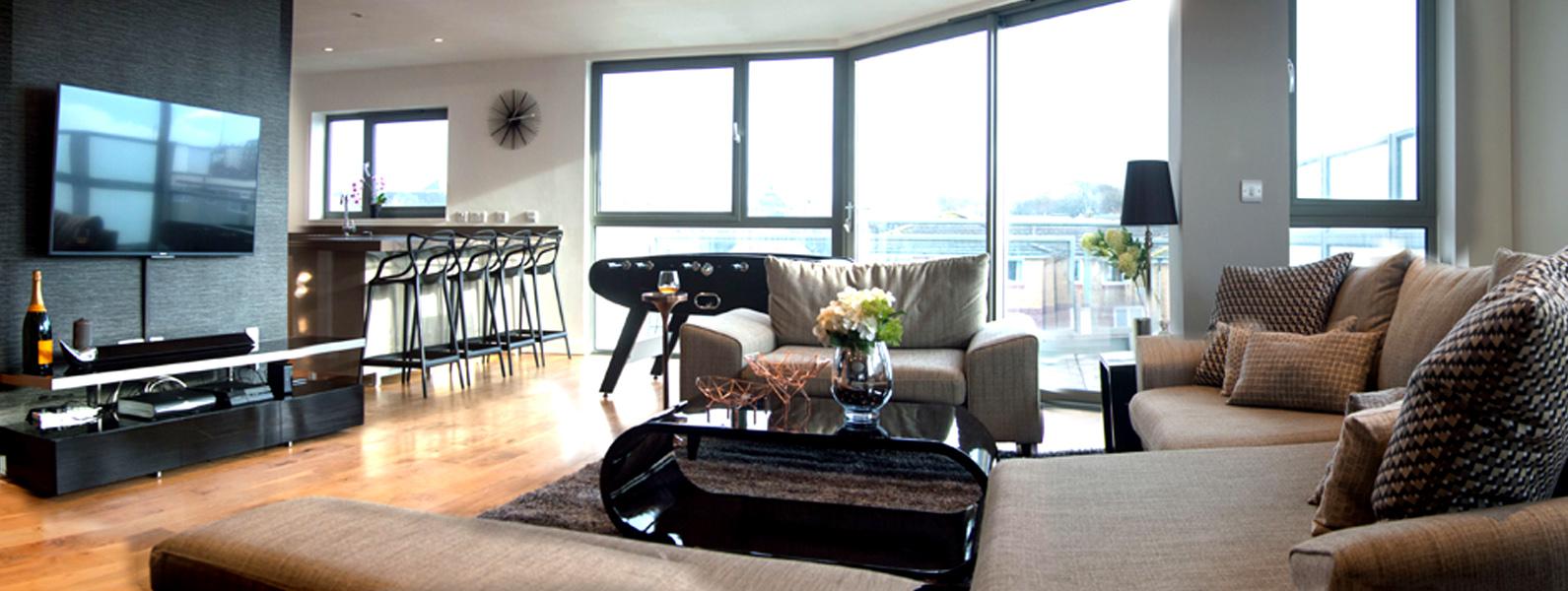 Living room pan 2