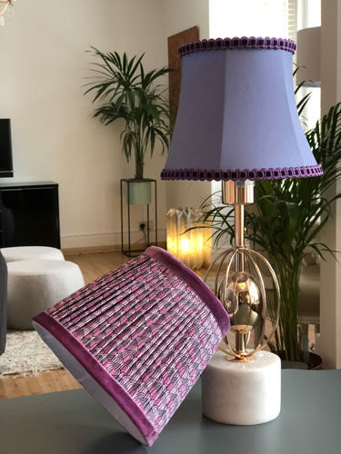 2 Day complete lampshade making masterclass with Moji Studio in Hove
