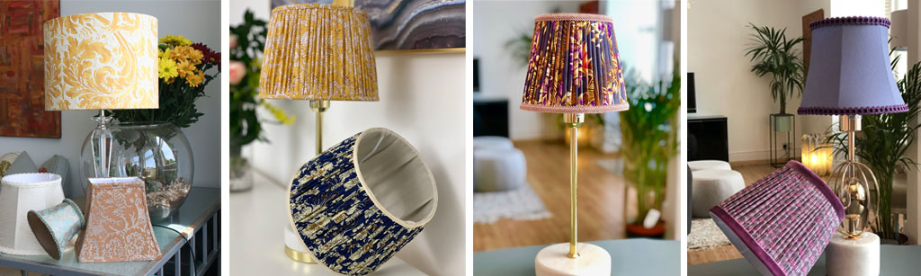 Lampshade making workshops with Moji Designs