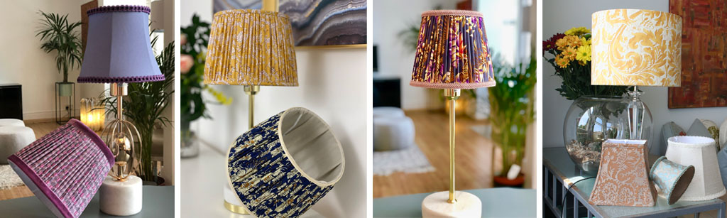 Professional Lampshade Making Workshops in East Sussex & London