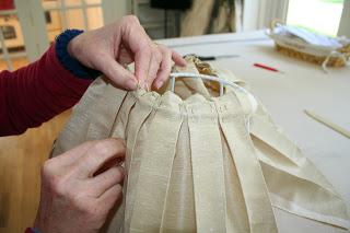 Professional Lampshade Making Workshops at Moji Designs
