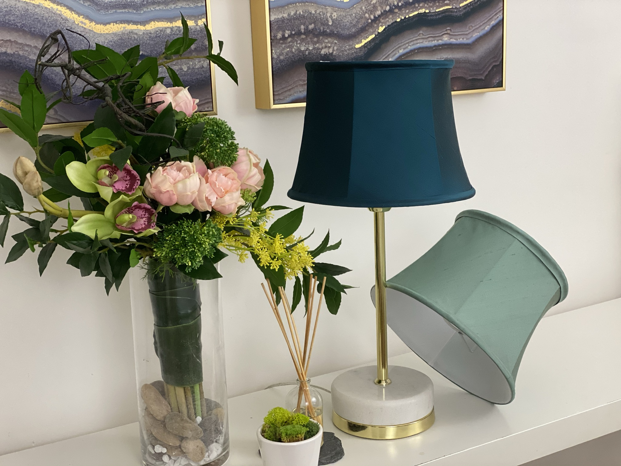 Professional Lampshade Making Workshops with Moji Designs