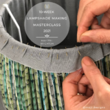 JOIN OUR 10-WEEK LAMPSHADE MAKING MASTERCLASS  April 16th- BRIGHTON
