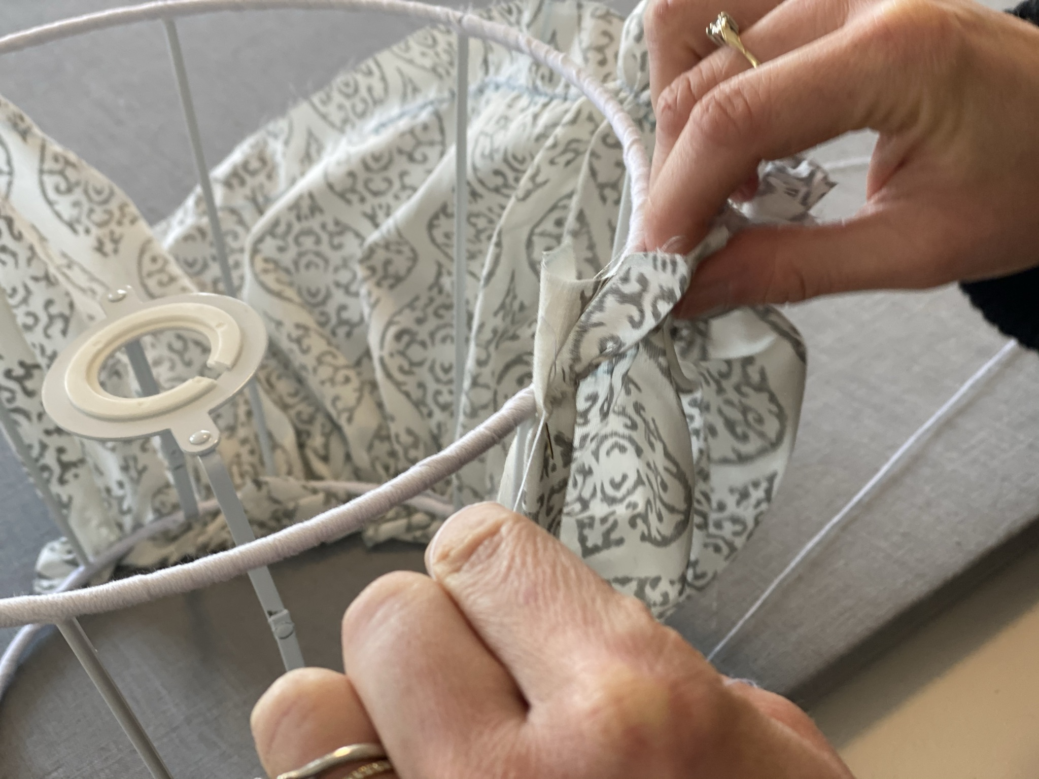 5 day lampshade making course